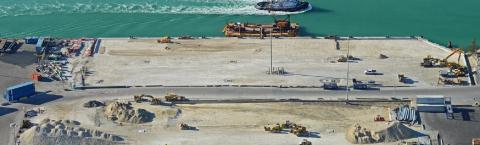 Seaboard Marine Cargo Facility